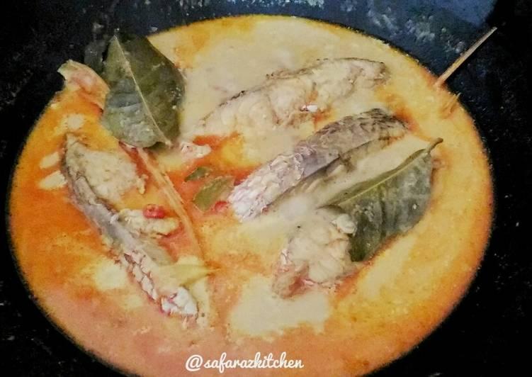 Resep Gulai Ikan Kakap Enak Banget