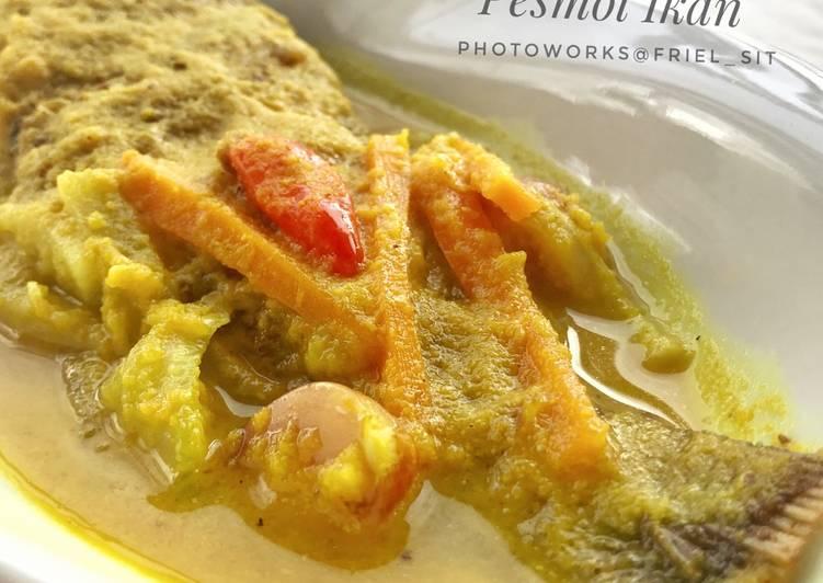 Resep Pesmol kerapu #SeafoodFestival