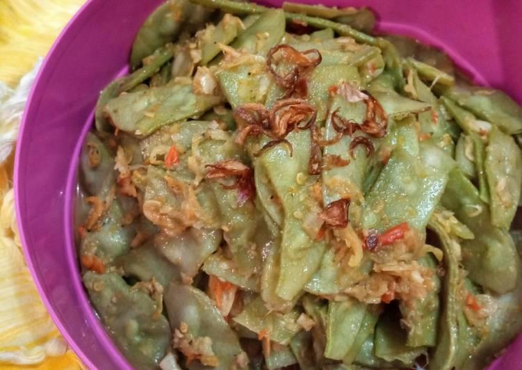Resep Tumis Kacang Koro