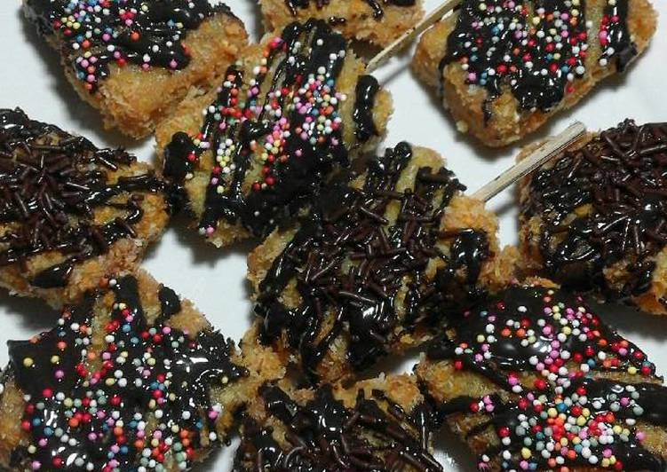 Resep Nugget Pisang yummy
