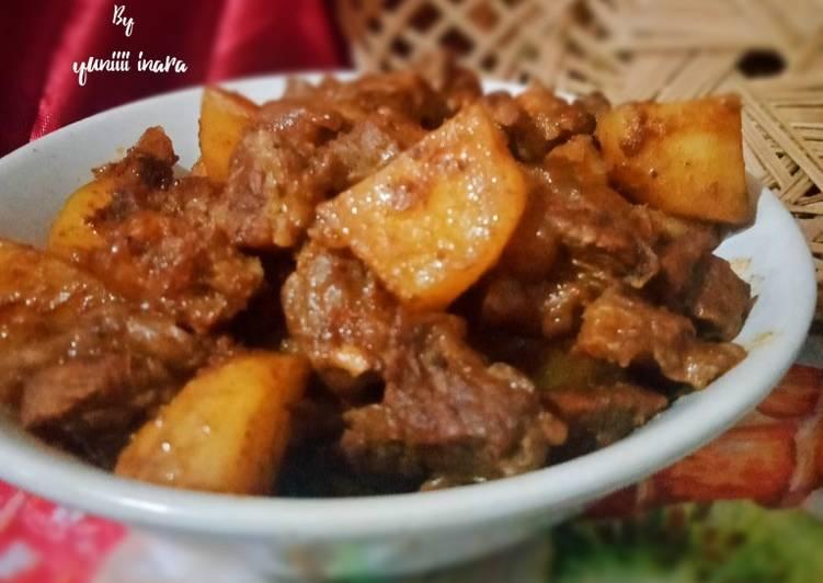 Resep Rendang Sapi ala Indofood