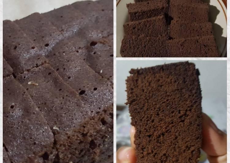 Resep Brownies Kukus takaran Sendok Mm Yoga KR