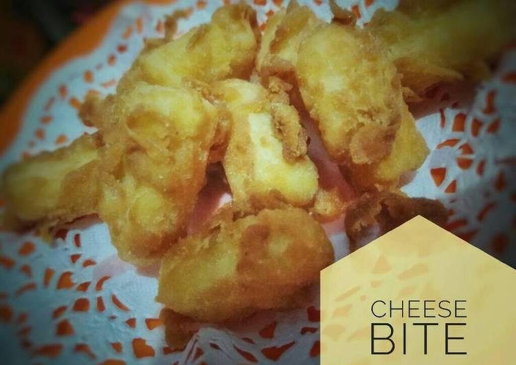 Resep Cheese Bite