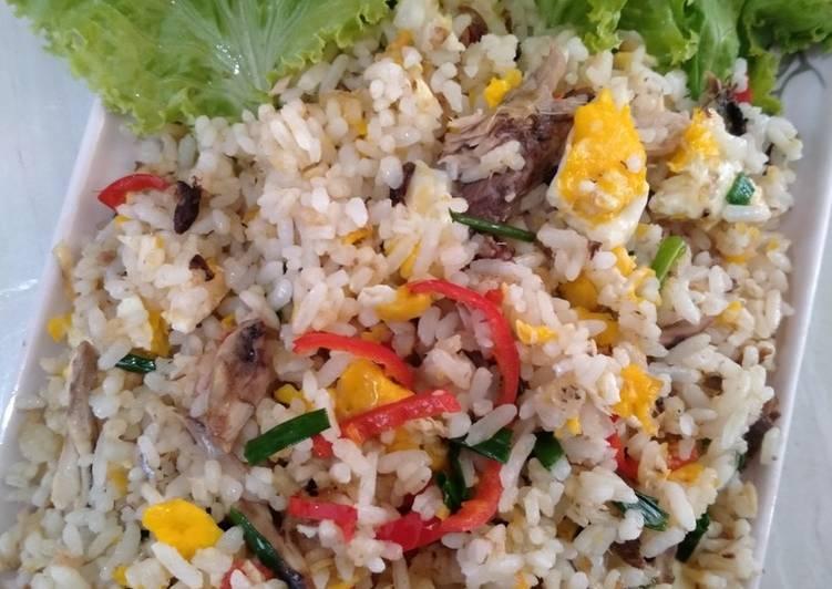 Resep Nasi Goreng Tongkol