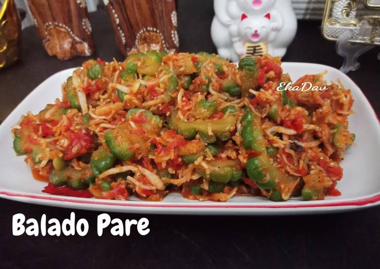 Resep BalaDO PaRE