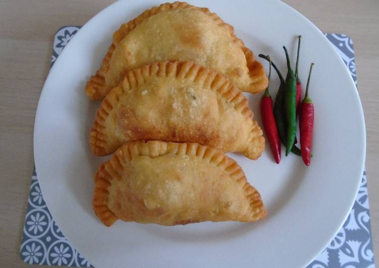 Resep Chicken Vegetables Pasty