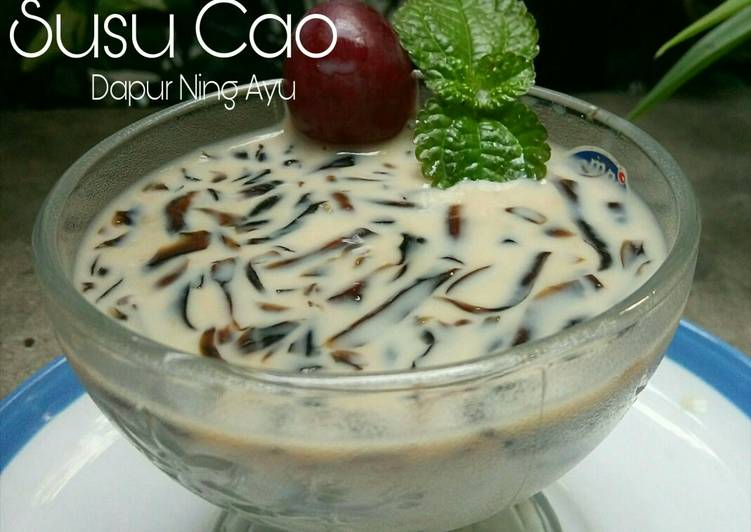Resep Susu Cao