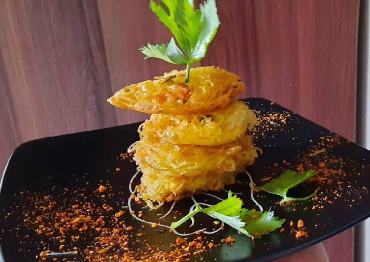 Resep Egg Dumpling/Dadar Bihun