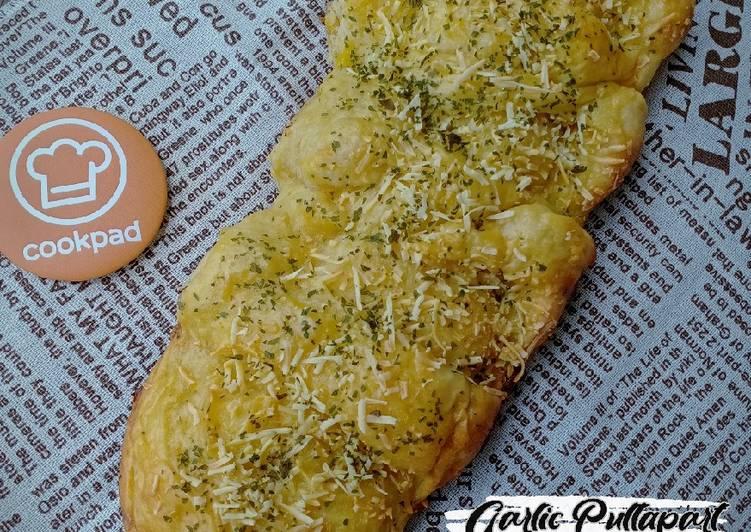 Resep Garlic Pullapart