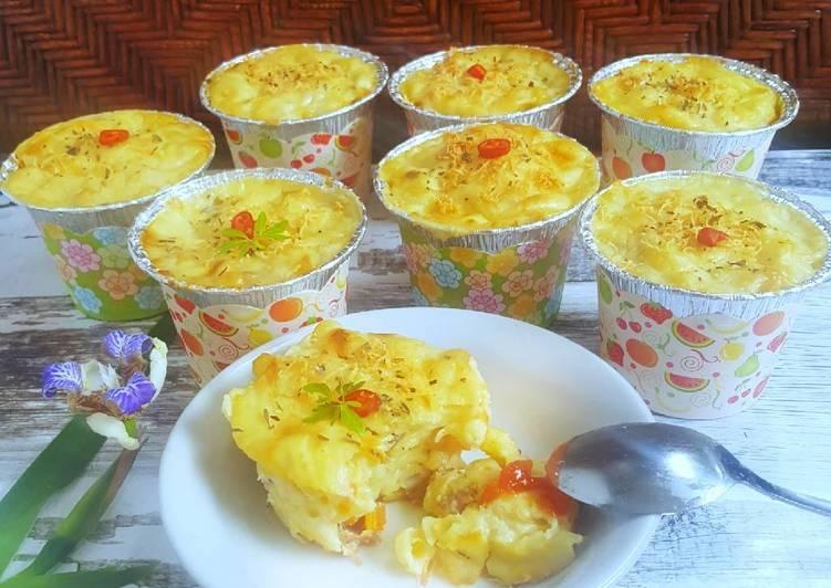 Resep Cheesy Macaroni Schotel