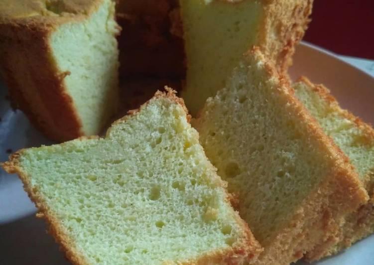 Resep Chiffon Cake
