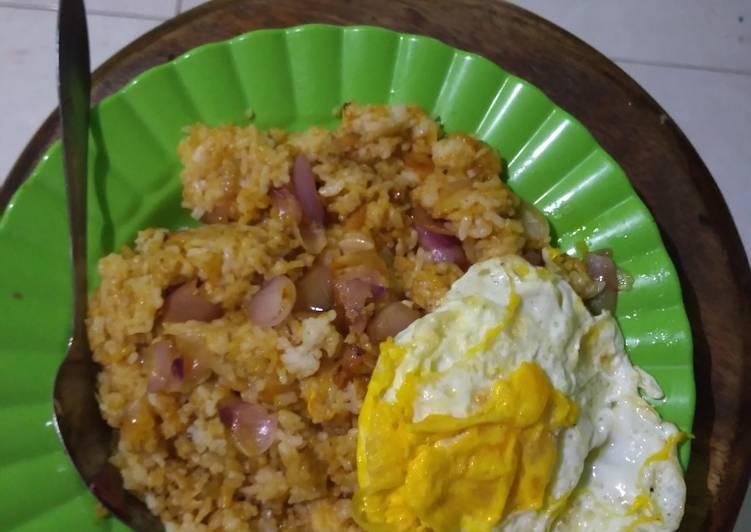 Resep Nasi goreng bawang