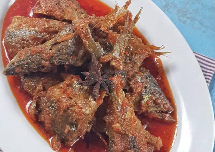 Resep Ikan Masak Habang