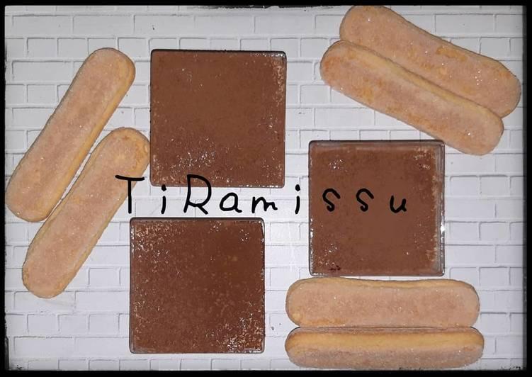 Resep Tiramisu in jaR