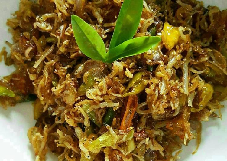Resep Sambal teri nasi