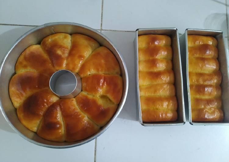 Resep Roti sisir
