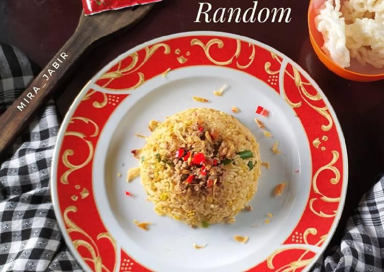 Resep Nasi Goreng Random #92