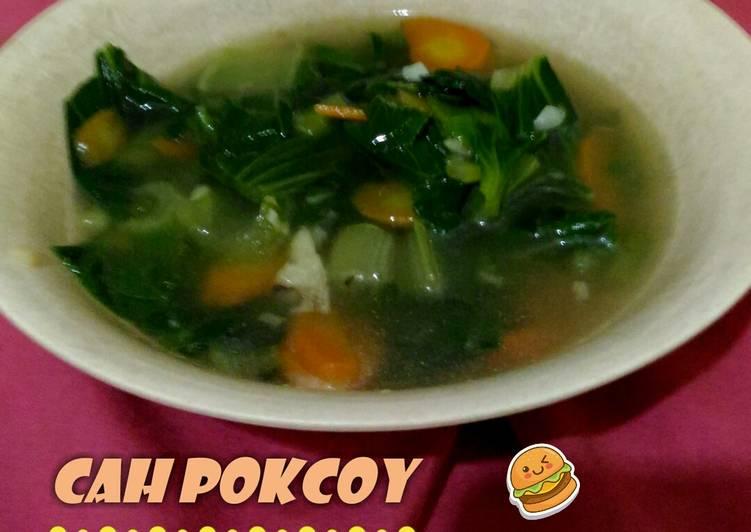 Resep Cah Pokcoy