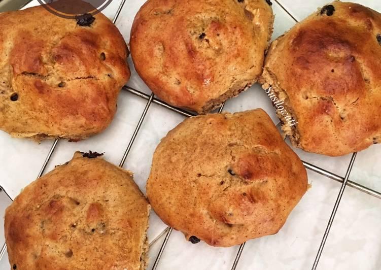 Resep Roti Kismis