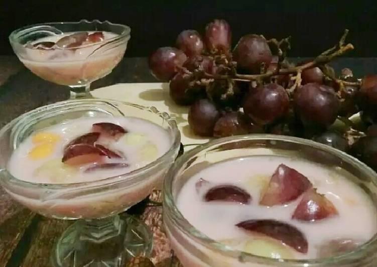 Resep Sop buah