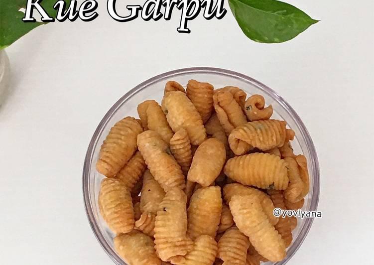 Resep Kue Garpu