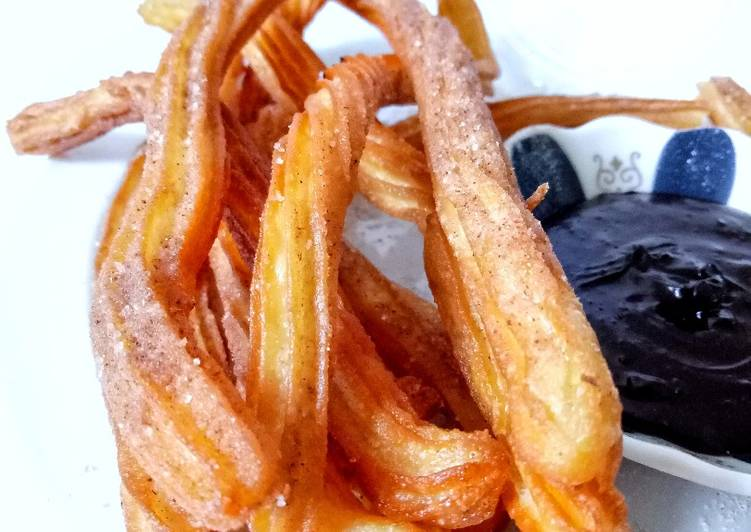 Resep Churros