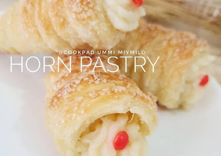Resep Horn Pastry