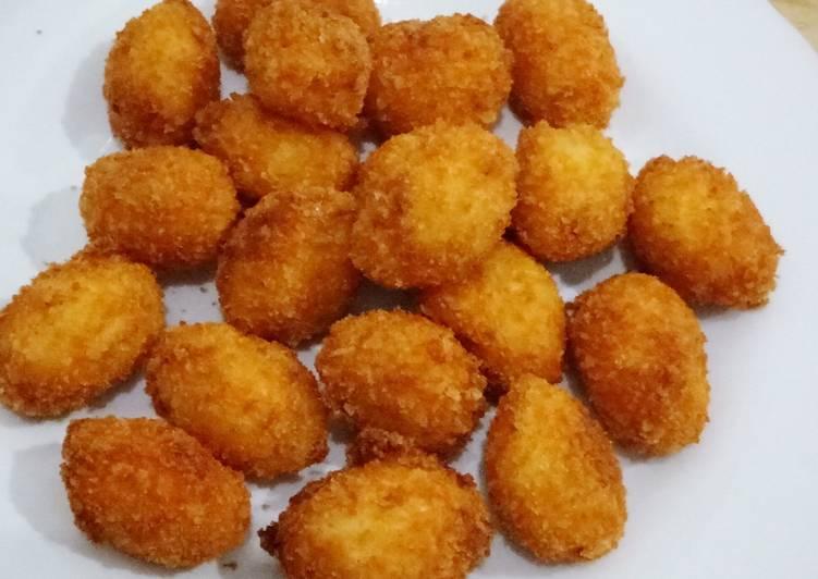 Resep Pom-pom kentang