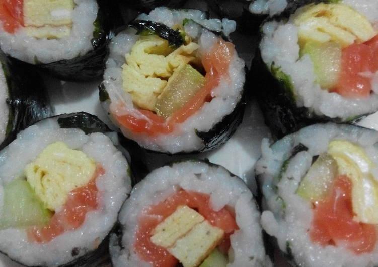 Resep Sushi Imut