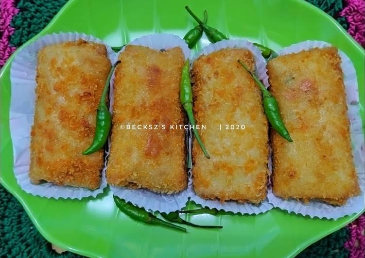 Resep 1Risoles Ragout Ayam