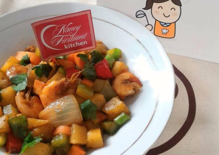 Resep Tumisan Mudah & Sehat (Diet enak ala saya)
