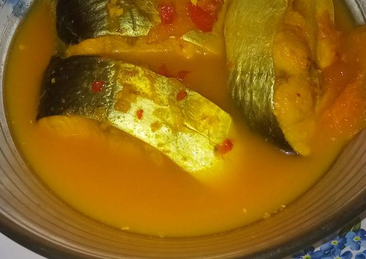 Resep Ikan Patin Masam Tomat
