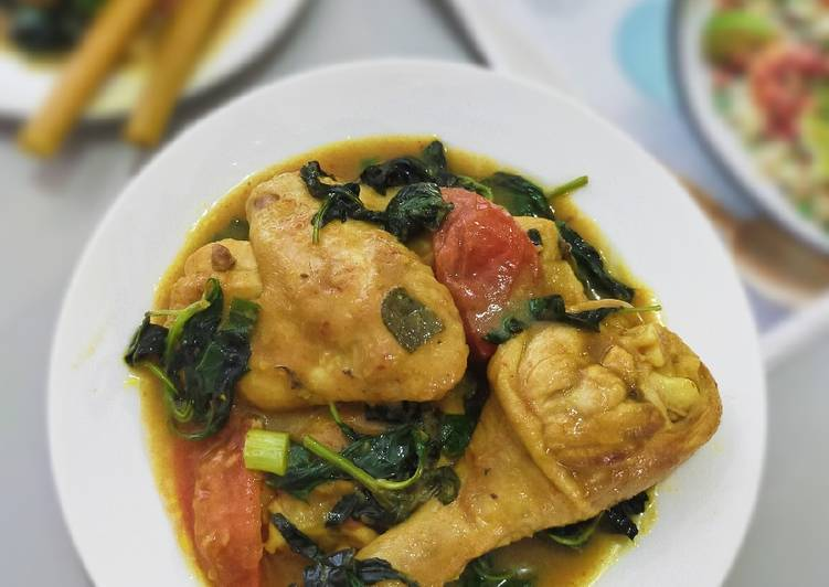Cara Menyiapkan Ayam Rica Rica Kemangi Lezat