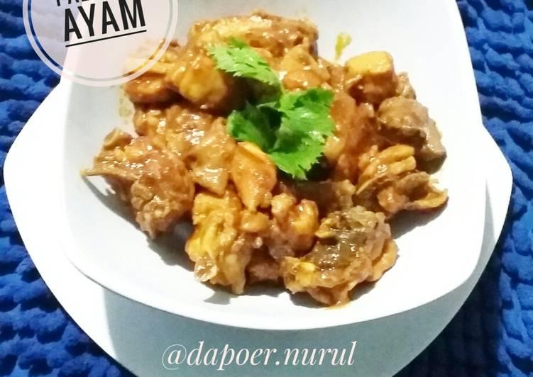 Resep Palekko Ayam