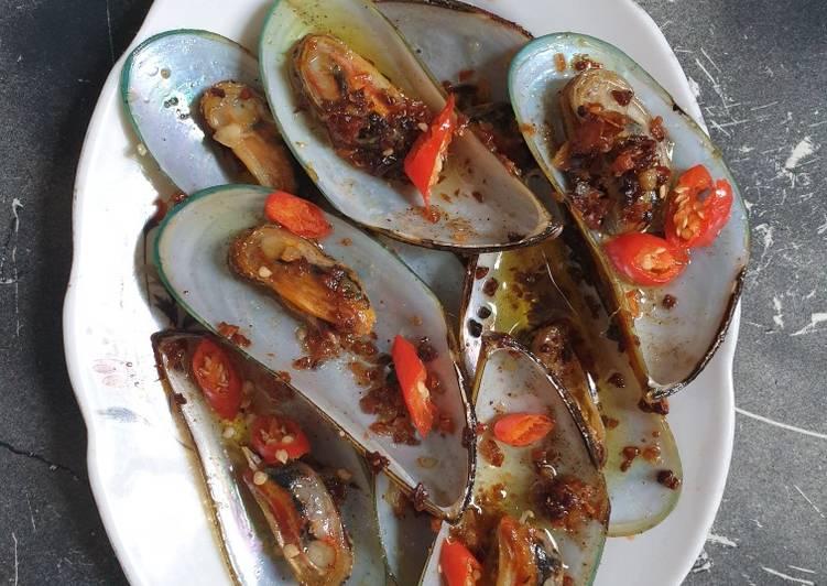 Resep Garlic Butter Green Clam