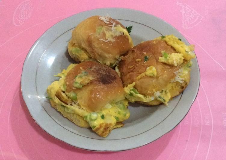 Resep Roti Telur