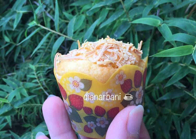 Resep Cheese Muffin/ Muffin