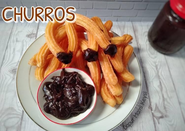 Resep Churros