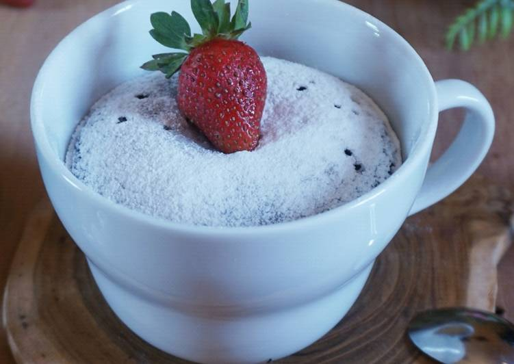 Resep Mug Cake Kukus
