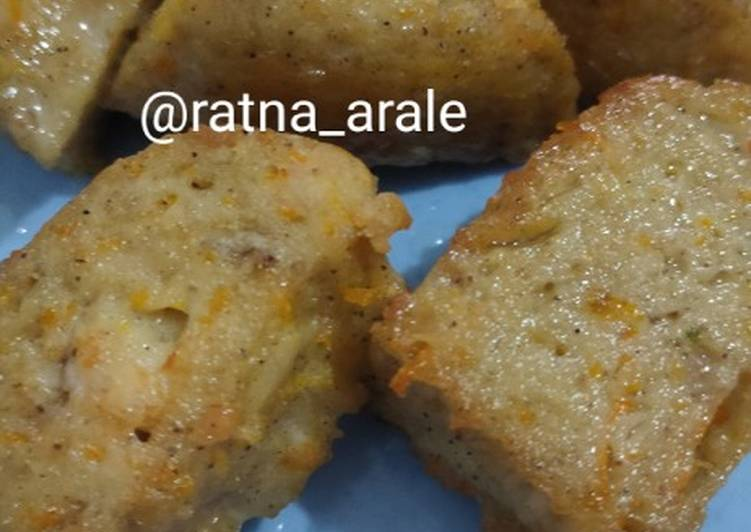 Resep Bakso nugget ayam udang (simple)