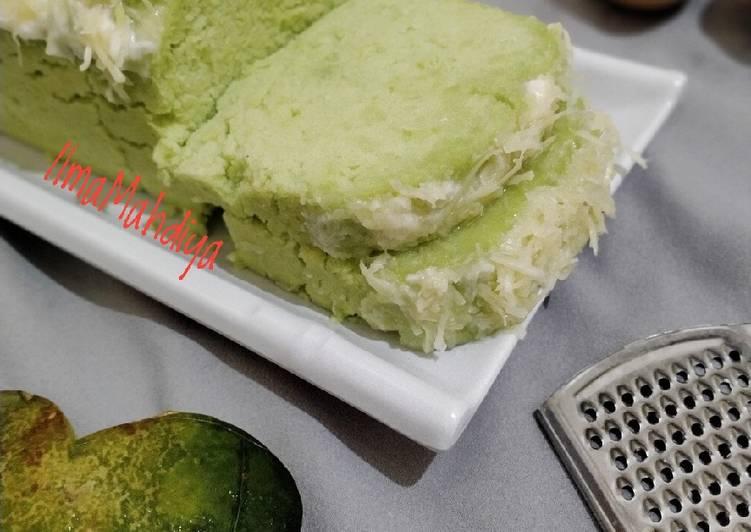 Resep Cake Kulit Semangka