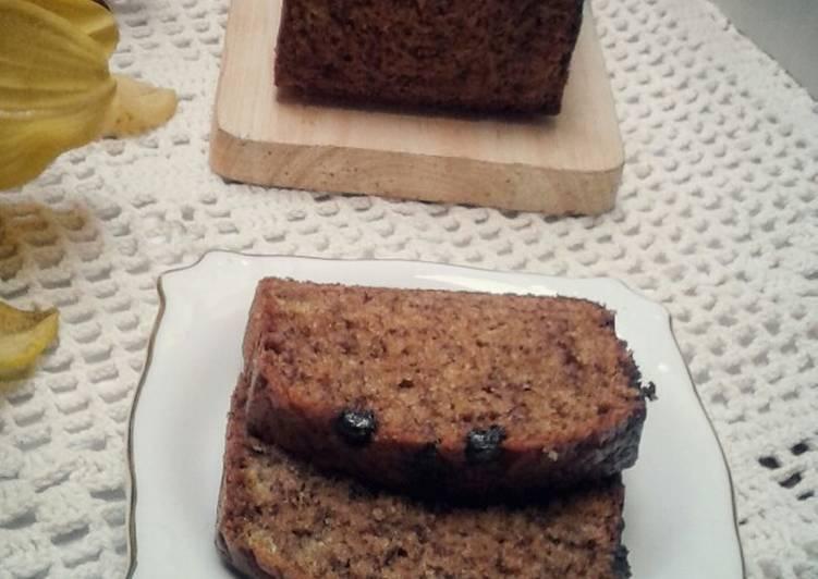 Resep Banana moist choclate cake