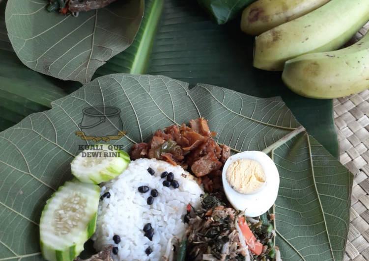 Resep Sego Gureh Bancaan Weton
