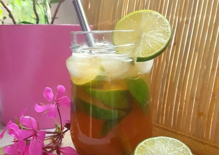 Resep Ipanema Cocktail a.k.a Virgin Caipirinha (Non Alkohol, Vegan)