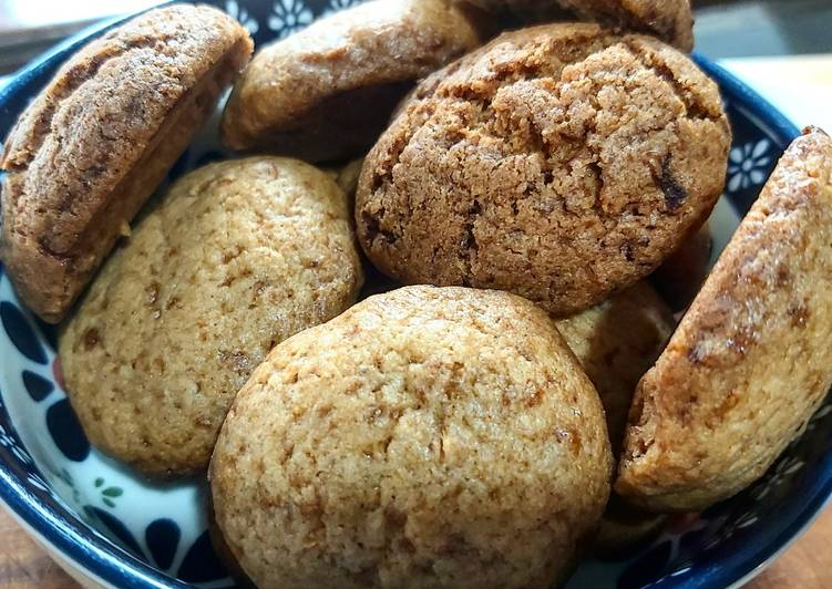 Resep Cookies Kelapa
