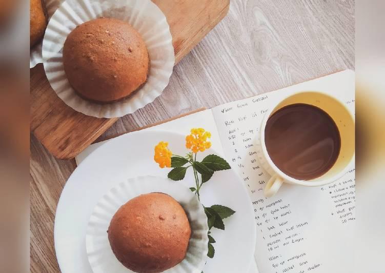 Resep Roti Kopi (Coffee Bun)