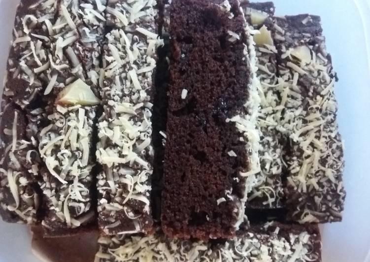 Resep Brownies Keju Panggang