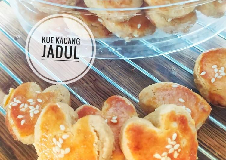Resep Kue Kacang Jadul