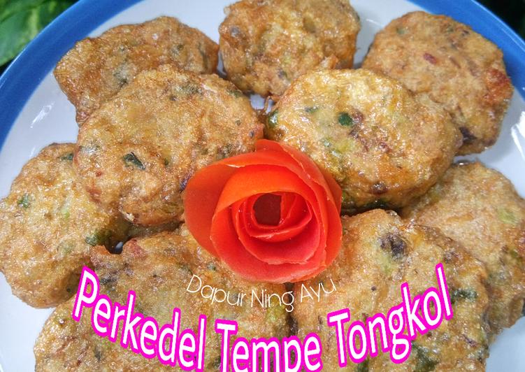 Resep Perkedel Tempe Tongkol