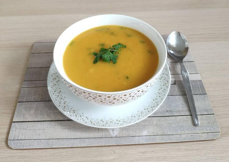 Resep Homemade Irish Vegetables Soup